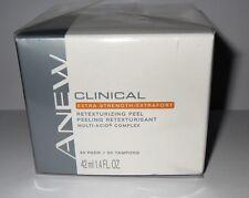 Avon Aclinical Extra Strength Retexturizing Peel 30 Pads