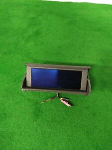 Original BMW Central Informations Display Z4 E89, 9210504, Monitor