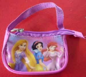 Collectible-PVC-Kid-039-s-Mini-Purse-Rapunzel-Snow-White-amp-Ariel