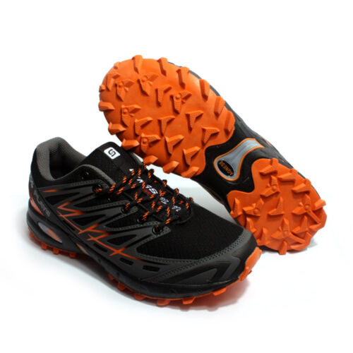 Men's BR660ORANGE Running Training Shoes Tennis Athletic Shoes Sneakers Outdoor