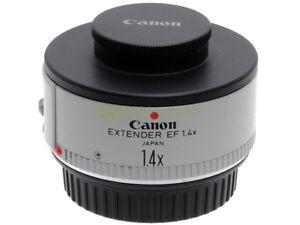 Canon-EF-moltiplicatore-di-focale-Extender-1-4x-per-EOS-Splendide-condizioni
