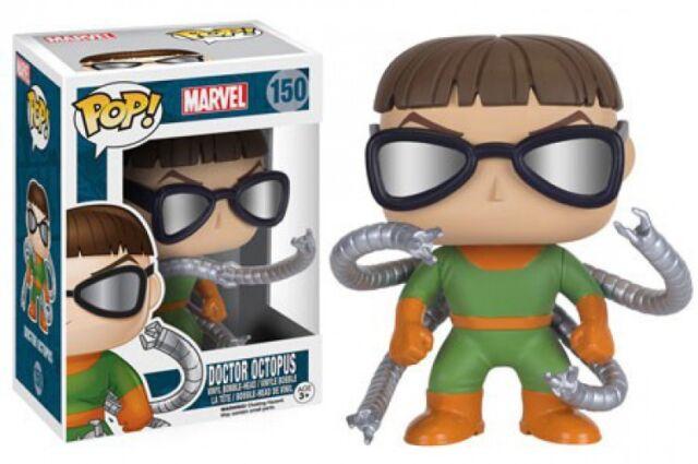 Funko POP! Marvel Doctor Octopus Vinyl Bobble Head #150