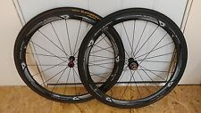 4ZA Cirrus Pro C45 Carbon Clincher Forza Road Wheelset Shimano  11 speed