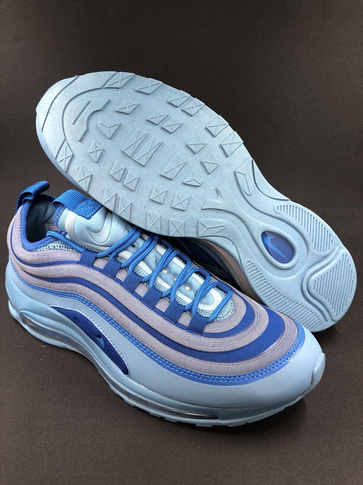 Nike campione blue-grey noi uomini sz 9 [924452-400]
