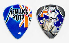 Metallica James Hetfield Australia Guitar Pick - 2013 Soundwave Festival