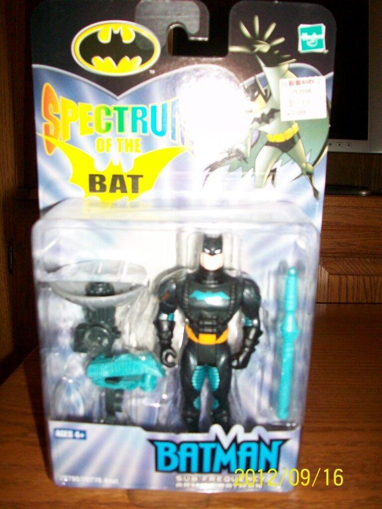 Hasbro Spectrum of the Bat Wave 1 - Batman x2, Batgirl, and the Mad Hatter