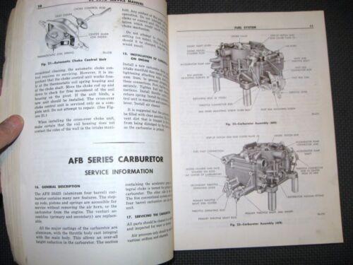 1958 De Soto ORIG Service Manual Bonus/_Firedome//Fireflite//Firesweep//Convertible