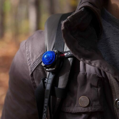 Adventure Lights Guardian EXPEDITION Imperméable Bleu Sécurité Lumière d/'urgence