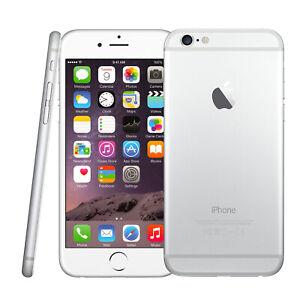 Apple-iPhone-6-128Go-Argente-GSM-Unlocked-DEBLOQUE-Telephones-Mobile-Garantie