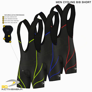 Mens-Cycling-Bib-Shorts-Padding-Cycle-Shorts-Bike-Tights-Activewear