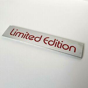 Red-Chrome-Effect-3D-Limited-Edition-Badge-for-Volvo-V50-V70-V90-V60-XC40-XC60