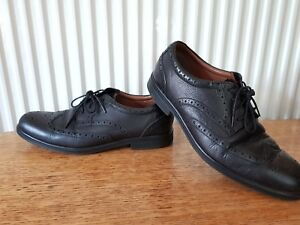 Halbschuhe Kleidung & Accessoires Clarks Brown Leather Casual Shoes Uk 9 G