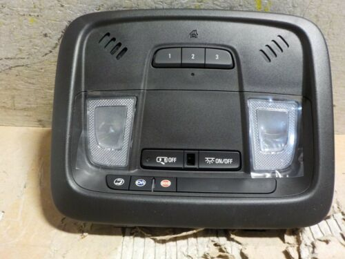NEW OEM OVERHEAD DOME LIGHTS UPPER PANEL CONSOLE BUICK LACROSSE 17 18 26700642