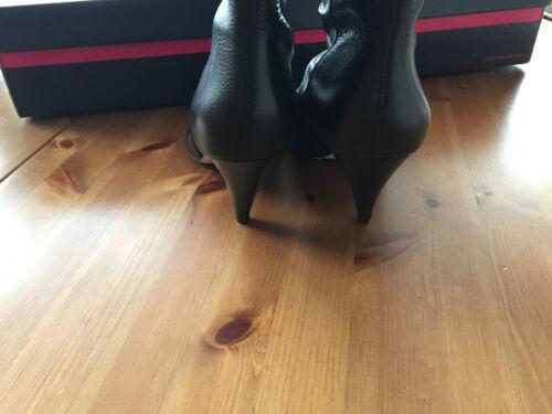 Stiefel Neu Buffalo 9 Original Us Schwarz Size 7 Gr Boots Eur Leder Uk 40 g5OwTqF