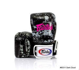 "FAIRTEX BGV1 /""THAI PRIDE/"" MUAY THAI BOXING MMA GLOVES 8-16 OZ EXPRESS SHIPPING"