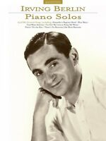 Irving Berlin Piano Solos 2nd Edition Sheet Music Piano Solo Composer 000313087