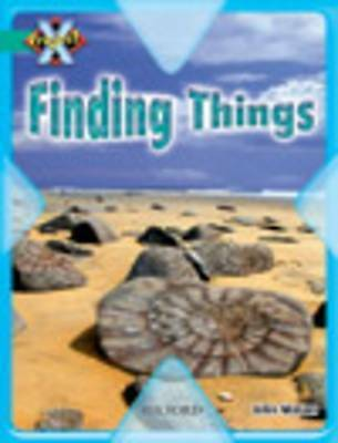 Malam, John, Project X: Discovery: Finding Things, Paperback, Excellent Book