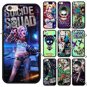 coque iphone 8 plus suicide squad