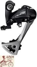 SHIMANO ALIVIO T4000-SGS 9-SPEED LONG CAGE MTB REAR BICYCLE DERAILLEU