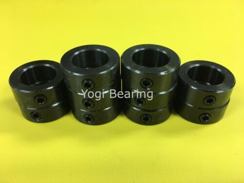 "7//16/"" Shaft Collar Black Oxide Finish 100pcs Suitable for Welding BSC-043"