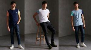 Camisa-de-manga-corta-Orange-Label-Para-Hombres-Camiseta-De-Beisbol-colectiva-Blanco-Azul