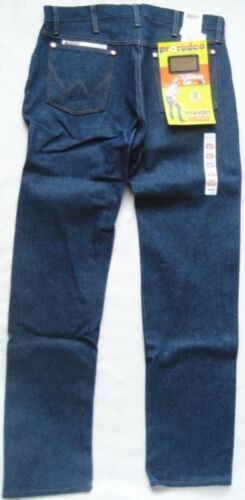 Gr WRANGLER Jeanshose FITS OVER BOOTS 34x34 NEU