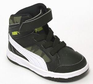 scarpe puma verdi bambino