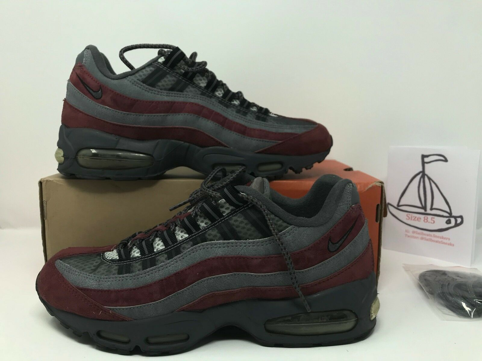 Air Max 95 Premium. Sz 8.5. OG All. 7 10 Condition (Style Code 309785061)