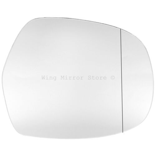 Right Driver Side WIDE ANGLE WING MIRROR GLASS For Toyota Land Cruiser 2003-2009
