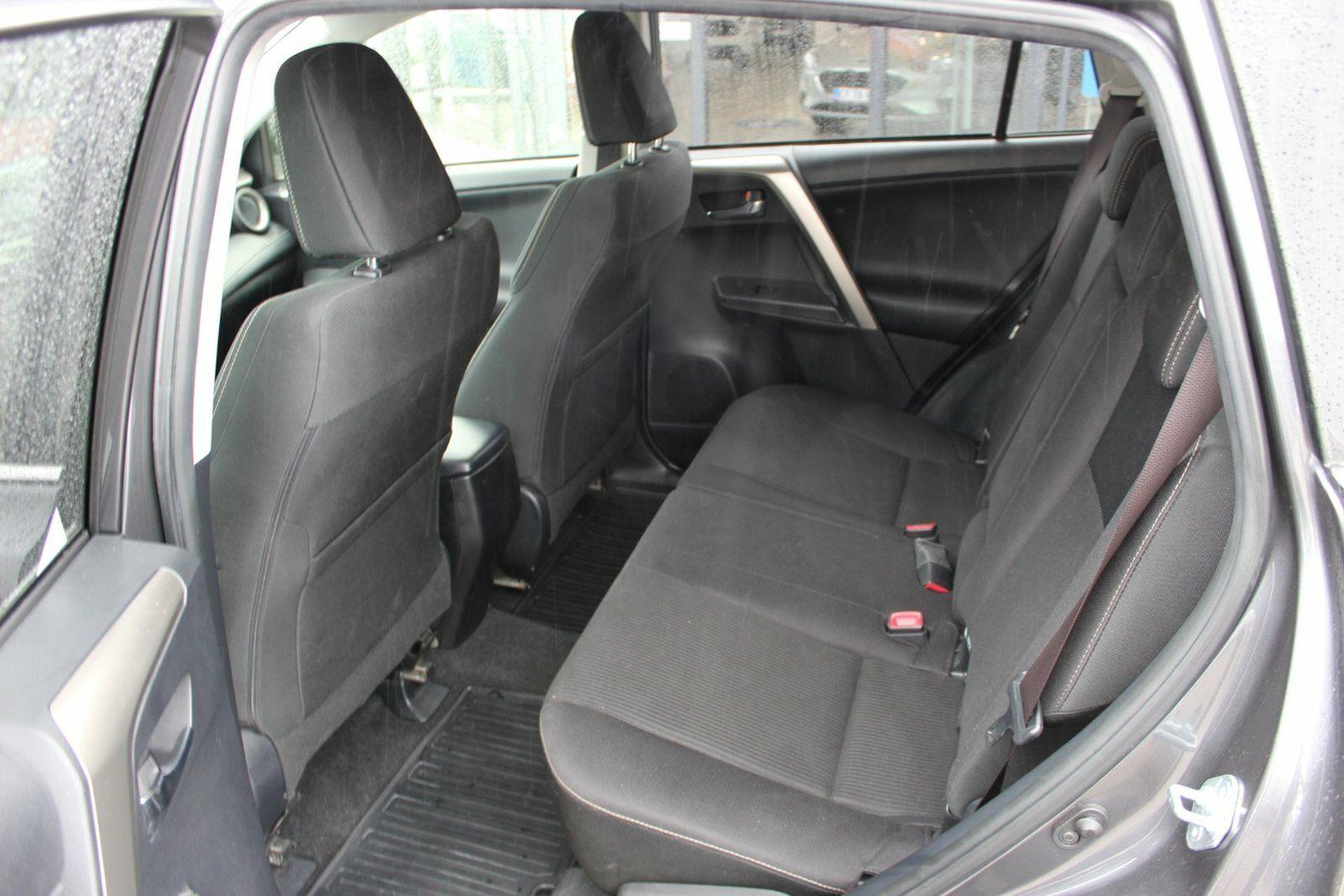 Toyota RAV4 2,0 D-4D T3 4x4 - billede 7