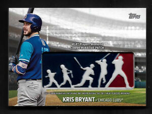 a707013f Image is loading 2018-Topps-KRIS-BRYANT-MLB-Players-Weekend-Commemorative-