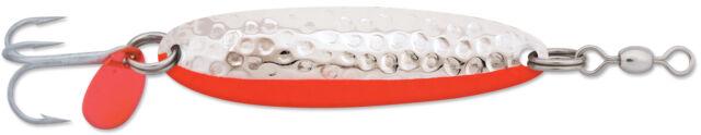 Lurh Jensen Krocodile Spoon Hammered Chrome//fire Side Stripe 1//4-oz 598664 for sale online