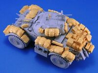 Legend 1157 1/35 Staghound Stowage Set