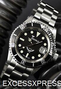 brand new squale y1545 20 atmos maxi watch full warranty swiss
