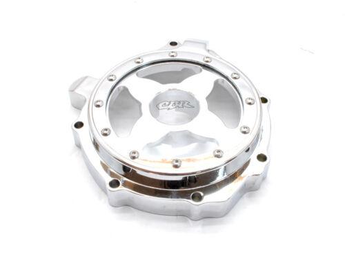 Stator Cover Engine For Honda 2004-07 CBR1000RR CBR 1000 RR CBR1000 Chrome Glass