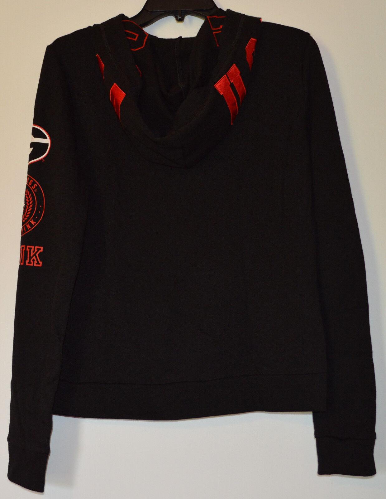 Victoria's Secret    PINK  Half Zip Sweatshirt Hoodie 3d502e