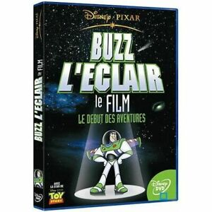 DVD-Buzz-L-039-eclair-Le-Film-Occasion
