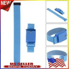 1pc Cordless Wireless Anti Static Esd Discharge Cable Band Wrist Slim Strap