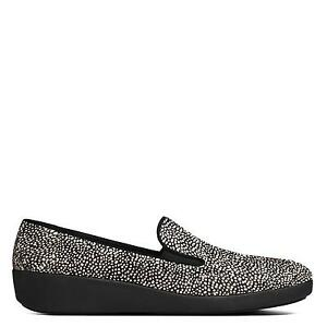 2ecf2d3ed5b696 Image is loading FitFlop-039-F-Pop-039-Skate-Loafer-in-
