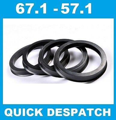 73.1-57.1 Alloy Wheel Spigot Rings for VW Corrado