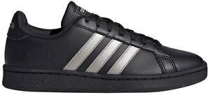 adidas grand court nere