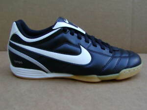 d0f4f607c NIKE TIEMPO NATURAL II IC SOCCER SHOES 317604-011 SIZE 6.5 NEW W/O ...