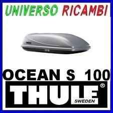 BOX TETTO PORTATUTTO AUTO THULE  OCEAN S 100 GRIGIO 320 lt