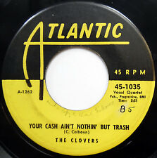 COLVERS 45 Your Cash Ain't Nothin But Trash / I've Got My DOO WOP Orig bb2266