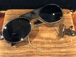 crazy price size 7 best sale Details about Vintage CEBE 4000 France SUN GLASSES CLIMBING Ski  MOUNTAINEERING Steampunk