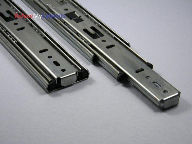 Set KV 8400 Series Full Extension Precision Ball Bearing Slides 10 100# Class