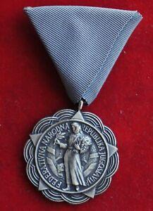 K69) Orden Jugoslawien Verdienstmedaille