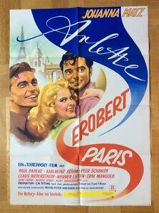 Arlette-erobert-Paris-Kinoplakat-039-53-Johanna-Matz-Paul-Dahlke-Eiffelturm
