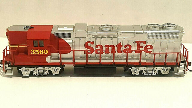 Life Like Ho 3560 Santa Fe Gp38 Diesel Locomotive For Sale Online Ebay