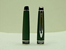 S0951760 Waterman Expert Black Chrome Trim Fountain Pen
